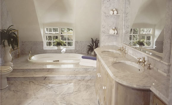 Beautiful Bathrooms Marble marble bathroom. cheap bathroom tile ideas white  carrara marble