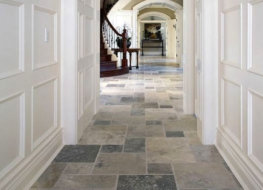 Natural Stone Flooring Stands The Test Of Time